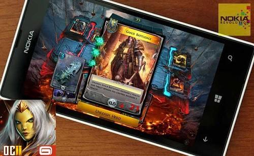 دانلود بازی زیبای Order & Chaos 2 برای ویندوز فون