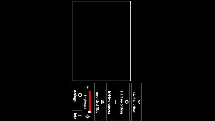 با برنامه ویندوز فون Hidden Camera مخفیانه عکس بگیرید