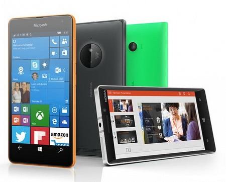 بروزرسانی ویندوز۱۰ برای Lumia