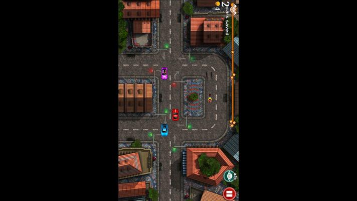 بازی رانندگی تو ترافیک Bad Traffic ویندوزفون