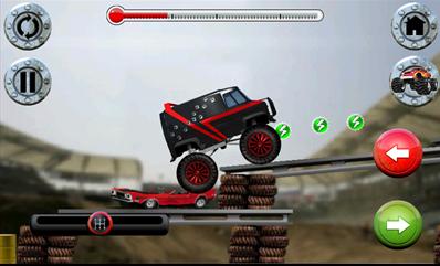 بازی کامیون Top Truck Free برای ویندوزفون
