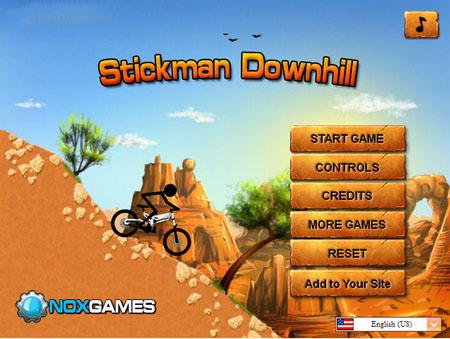 دانلود بازی مسابقه ای Dirt Bike StickMan Racing برای ویندوز فون (کرک شده!)