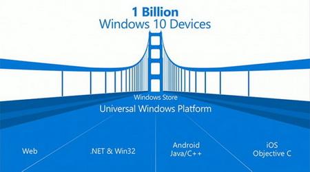 مایکروسافت پشتیبانی از اندروید را برای توسعه ویندوز ۱۰ به تعویق انداخت