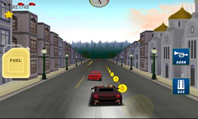دانلود بازی بازی تعقیب ماشین پلیس Police Car Chase برای ویندوزفون