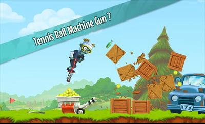 دانلود بازی Zombie's Got a Pogo برای ویندوزفون-آخرین ورژن