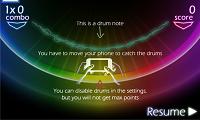 songarc یک بازی زیبا در سبک موزیک برای ویندوز فون