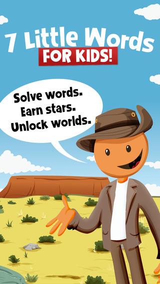 دانلود بازی ۷ کلمه کوچک ۷ Little Words برای ویندوز فون