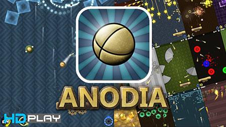 دانلود بازی فکری Anodia برای ویندوز فون