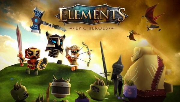 بازی Epic Heroes توسط گیم تروپرز برای ویندوزفون متشر شد