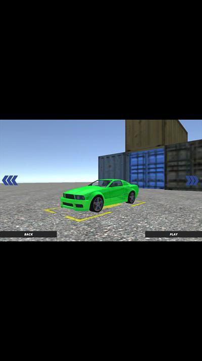 دانلود بازی پارک ماشین لوکس Luxury Car Parking 3D برای ویندوز فون