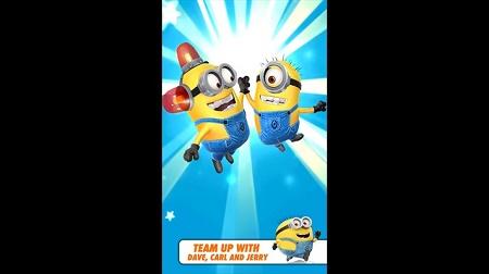دانلود بازی Despicable Me: Minion Rush برای ویندوز فون