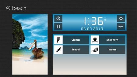 دانلود برنامه موسیقی خواب Sleep Bug برای ویندوز فون
