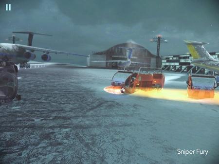 دانلود بازی خشم تیرانداز Sniper Fury برای ویندوز فون