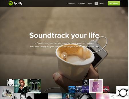 دانلود اپ پخش موزیک آنلاین spotify برای ویندوزفون