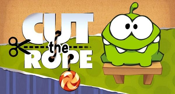 بازی cut the rope 2 را در ویندوزفون تجربه کنید