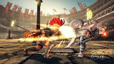 دانلود بازی gods of rome خدایان روم برای ویندوزفون