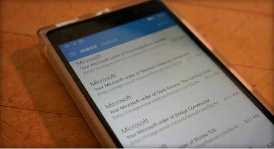 تقویم و اوت لوک برای ویندوز ۱۰ موبایل آپدیت جدیدی دریافت کردند