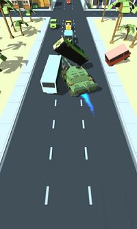 Road Rush Racer ، نمایشگر گوشی خود را به اتوبان بدل کنید !