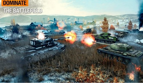 بازی World of Tanks Blitz به صورت یونیورسال برای ویندوز ۱۰ منتشر شد