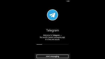 تلگرام به نسخه ۱٫۲۰ آبدیت شد