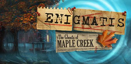 دانلود بازی ارواح نهر Enigmatis: The Ghosts of Maple Creek برای ویندوز فون