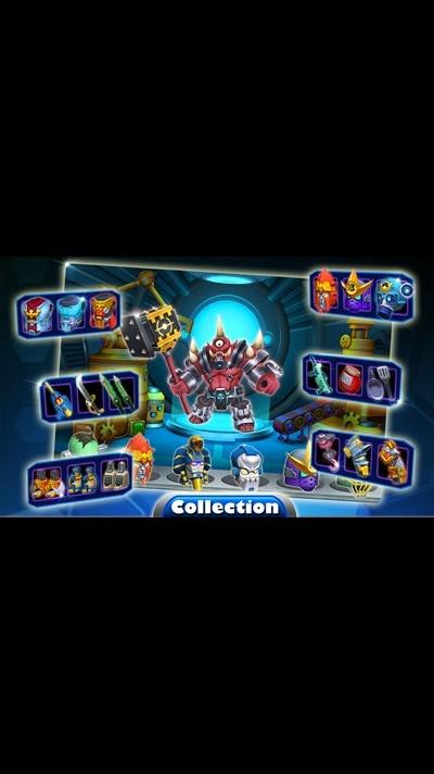 دانلود بازی Herobots-Build to Battle برای ویندوز فون