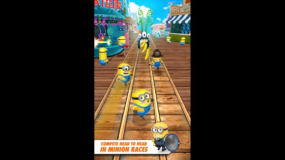 بازی Despicable Me: Minion Rush آپدیت شد