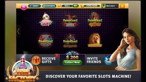 گیم تروپرز بازی Free Slots Fun Factory را برای ویندوزفون منتشر کرد