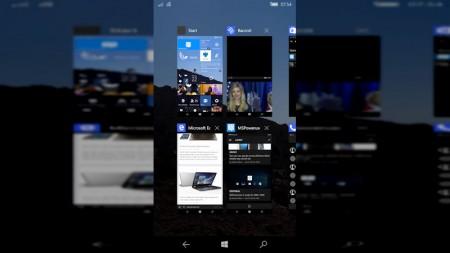 آخرین بیلد ویندوز ۱۰ موبایل بهبود عملکرد مولتی تسکینگ را به دنبال دارد!