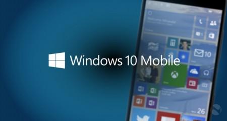بیلد ۱۰۵۸۶٫۱۰۷ ویندوز ۱۰ موبایل بصورت عمومی منتشر شد