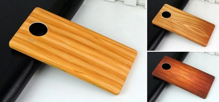 قاب هایی با طرح چوب برای لومیا ۹۵۰ و لومیا ۹۵۰XL
