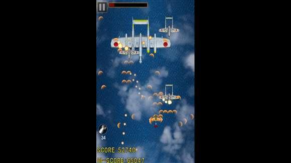 دانلود بازی هواپیمایی AirBattle برای ویندوز فون