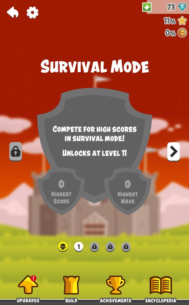 دانلود بازی استراتژیک Digfender برای ویندوز فون