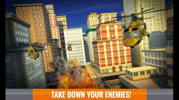 دانلود بازی تک تیرانداز Sniper3D ویندوز فون