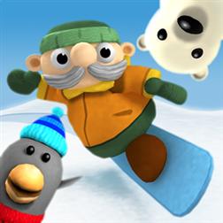 دانلود بازی جذاب Snow Spin برای ویندوز فون