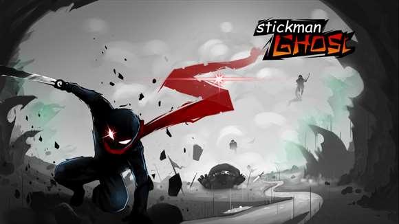 دانلود بازی Stickman Ghost Ninja ویندوز فون