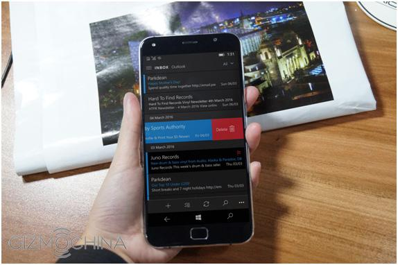UMi Touch پرچمدار ویندوز ۱۰ موبایلی با پردازنده مدیاتک معرفی شد!