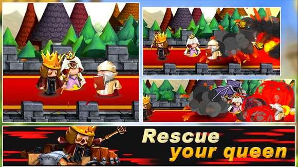بازی Tap Tap Legions بصورت یونیورسال منتشر شد