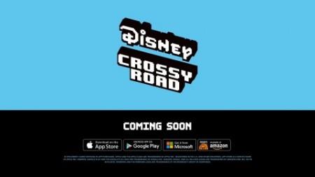 بازی Disney Crossy Road بزودی برای ویندوز منتشر می شود