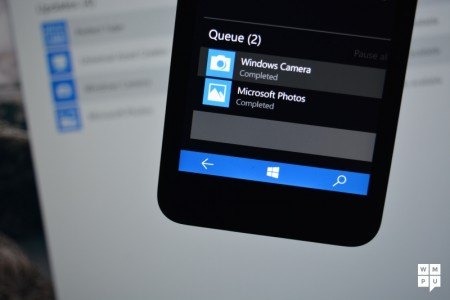 Windows Camera از سوی مایکروسافت بروزرسانی کوچکی دریافت کرد