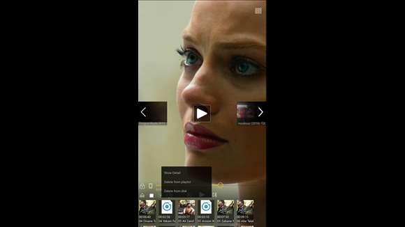 پخش ویدیو ها با نرم افزار ایرانی Parma video player