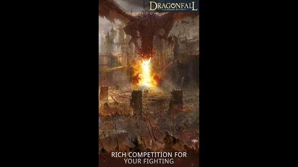 فرمانروایی خود را در بازی DragonFall بسازید