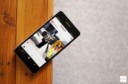 اینستاگرام ویندوز ۱۰ موبایل بروز رسانی جدیدی دریافت کرد