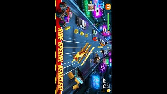 بازی On The Run به ویندوز فون ۸ و ویندوز موبایل آمد.