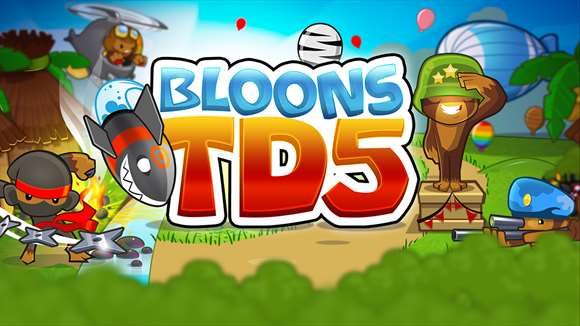 بازی هیجان انگیزBloons TD 5 برای سیستم عامل اندروید آمد