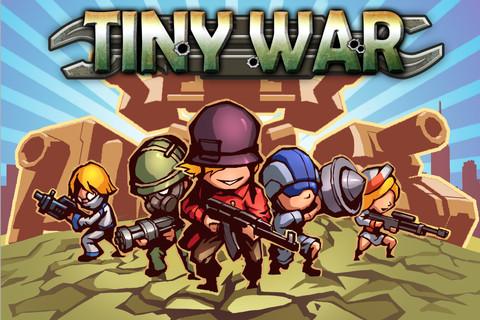بازی Tiny Ware به ویندوز فون و ویندوز موبایل آمد