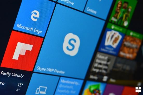 پیش نمایش اسکایپ آپدیت شده در فروشگاه ویندوز ۱۰